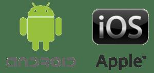 Android iOS Logo