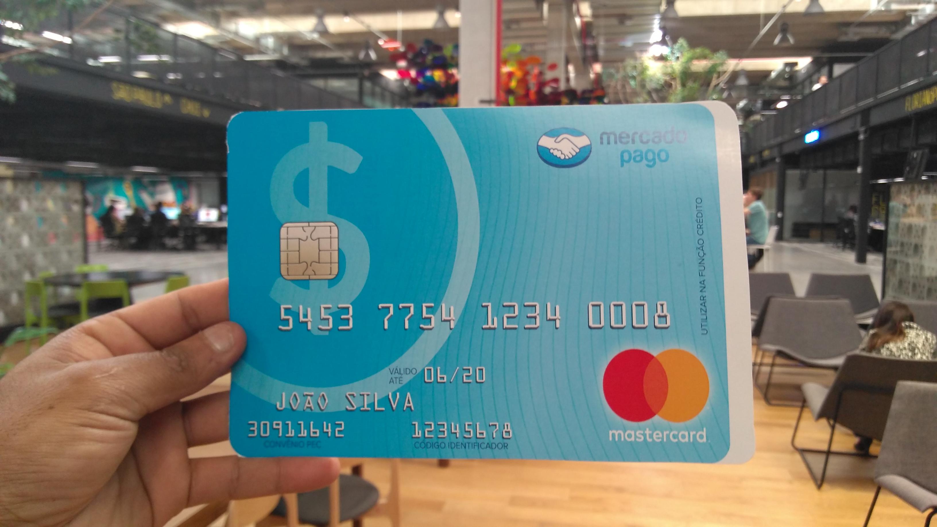 Mercado Pago Cartão Pré Pago Mastercard Internacional